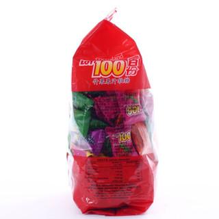LOT100 一百份 果汁软糖 什果味 1000g