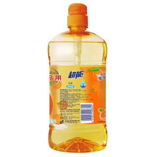 超能 离子去油洗洁精 西柚祛腥 1.5kg