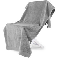 SANLI 三利 A类加厚长绒棉缎边大浴巾 70*150cm