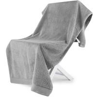 SANLI 三利 A类加厚长绒棉缎边大浴巾 70×150cm 505g