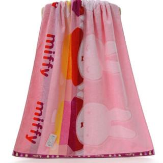 KINGSHORE 金号 MF3046H 纯棉割绒浴巾 红色 148*74cm