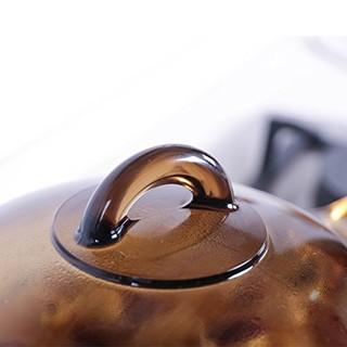 Luminarc 乐美雅 玻璃单柄锅奶锅 1.5L