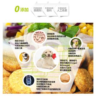 TOTAL 中大型幼犬 鸡肉味狗粮 15KG