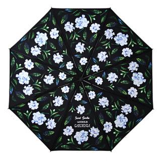 C'mon 秘密花园遮阳伞 黑色