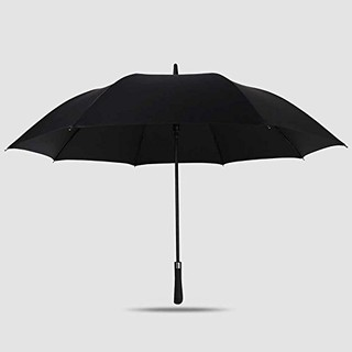 喜禾 长柄自动雨伞 藏青色