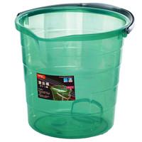 LONGSTAR 龙士达 L-1296 16L大容量水桶 绿色大号