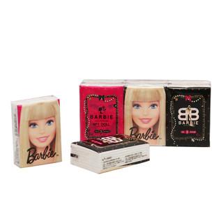 Barbie 芭比 迷你手帕纸 3层*8片*36包