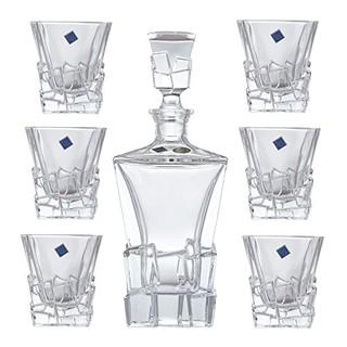 Crystalite Bohemia 裂纹系列 酒具套装