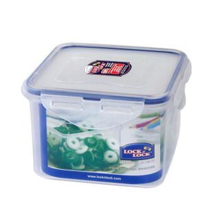 LOCK&LOCK 乐扣乐扣 塑料长方形保鲜盒 860ml