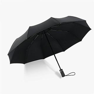 Yandex 全自动双层晴雨伞 黑色