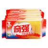 PLUS价 奇强 净柔洗衣皂/透明皂 肥皂 100克*5块(500克) 7.5元