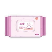 小叮咚 婴儿口手湿巾 (80抽、6包+10抽)
