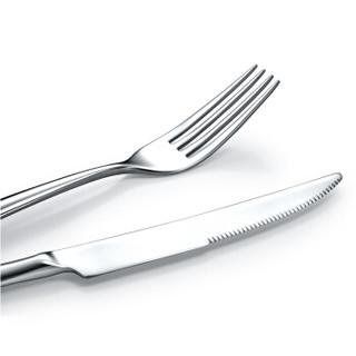 LUCUKU 路卡酷 美斯系列 刀叉两件套