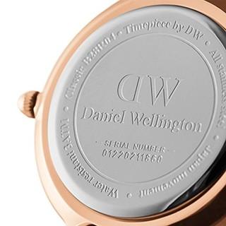 DanielWellington 丹尼尔惠灵顿 DW00100219 女士石英手表