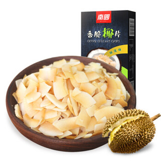 Nanguo 南国 香脆椰片 榴莲味 60g *16件