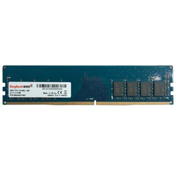 KINGBANK 金百达 DDR4 2666MHz 台式机内存条 8GB