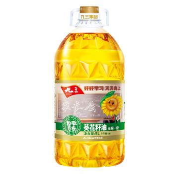 九三 致青春系列 葵花籽油 5L