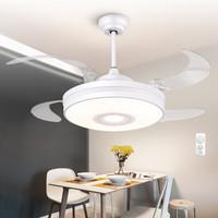 nvc-lighting 雷士照明 7076617 LED隐形风扇吊灯 年轮 36w