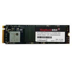 KINGBANK 金百达 KP230 M.2 NVMe 固态硬盘 240GB