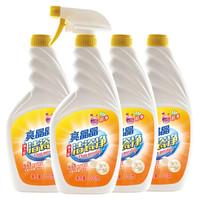 亮晶晶 瓷砖清洁剂(洁瓷净500g*4瓶) *3件