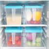 南极人 Nanjiren 冰箱收纳盒抽屉式 单只4500ML 4只装 NJR647 *7件 311.3元(合44.47元/件)