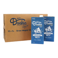 Old Dookie Road 澳杜克 全脂纯牛奶 1L*12盒