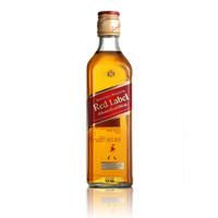 京东PLUS会员 : Johnnie Walker 尊尼获加 红牌 威士忌 375ml *2件
