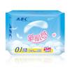 ABC 新肌感系列卫生巾 0.1cm超薄日用棉柔表层240mm*10片 *15件