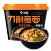 今麦郎 刀削宽面香辣牛肉味 126g 3.75元