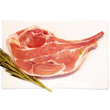 大庄园 新西兰单骨法式羊肩排 500g