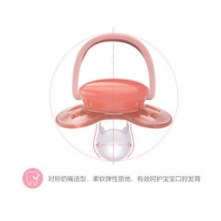 AVENT 新安怡 SCF212/20 马卡龙安抚奶嘴 (对装、浅蓝、0-6个月)
