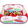 Fisher-Price 费雪 F0317-1 宝宝球池套装(内含100个玩具球) 红色 109元