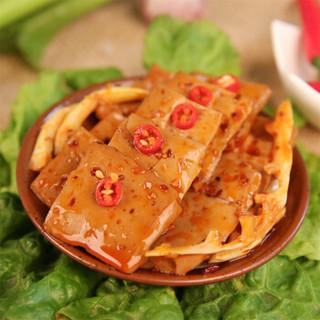好巴食 豆腐干 竹笋双椒味 95g