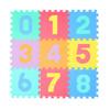 Meitoku 明德 数字拼图系列 宝宝爬爬垫 30*30*1cm(10片装)