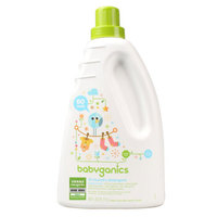 BabyGanics 甘尼克宝贝 3倍浓缩洗衣液 无香型 1.77L