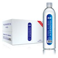 优珍 加锌 苏打水饮料 500ml*15瓶