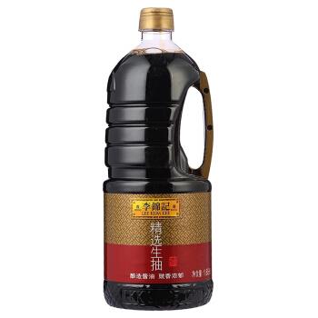 李锦记 精选生抽 1.65L
