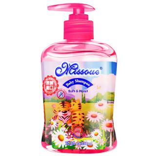 Missoue 蜜语 儿童洗发水沐浴露套装 (350ml 350ml)