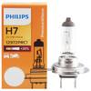 飞利浦(PHILIPS)小太阳超值型石英灯H7-12972PR汽车灯泡大灯近光灯远光灯卤素灯 单支装