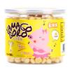 禾泱泱 小小蛋酥宝宝零食小馒头奶豆饼干 蛋黄味130g *12件 182.8元(合15.23元/件)