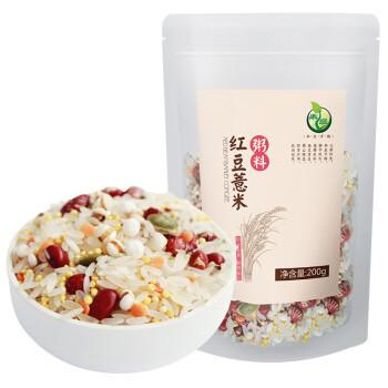 HE YU 禾煜  红豆薏米粥料 200g