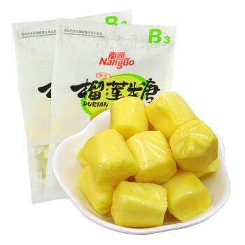 Nanguo 南国 糖果 特浓榴莲糖150g*2袋