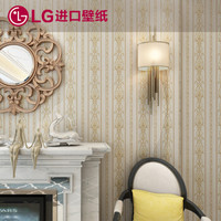 LG 奶油金B款 1005-2新古典 进口环保墙纸 (欧式)