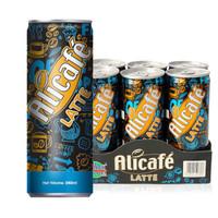 Alicafe 啡特力 拿铁咖啡 (240ml*6罐)
