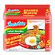 印尼进口 营多(Indo mie)传统捞面 原味方便面干拌面85g*5袋 *2件