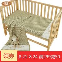 L-LIANG 良良 宝宝苎麻凉席 (绿色升级款、125cm*74cm)