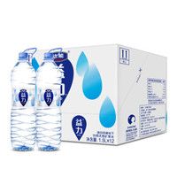DANONE 达能 益力 饮用天然矿泉水 1.5L*12瓶 整箱装