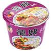 LONGSAO 龍嫂 方便粉丝 酸辣牛肉味 桶装 130g 2.94元