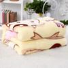 倍呵 TH009 婴儿毛毯 (100*110cm、米黄)