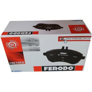 Ferodo 菲罗多 FDB4266-D 刹车片前片